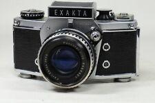 Carl Zeiss Jena 50mm f2 Pancolar Lens with Bonus PLEASE READ