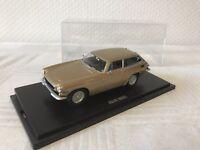 1:43 Volvo 1800ES Schneewittchensarg Oldtimer Modellauto Model Car Geschenk