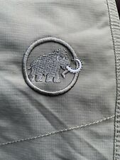"""Mammut Shorts Size 36"""" Camping Hiking Bushcraft"""