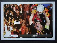 Panini 538 Espana Spanien 2008 EM 2012 Poland - Ukraine