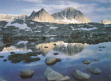 (16641) Postcard - California - Dusy Basin, King's Canyon National Park