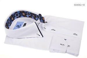 CULTURE Herrenhemd, Hemd, umweltschonend & fair Art. 504062, weiß Gr. M bis 2XL