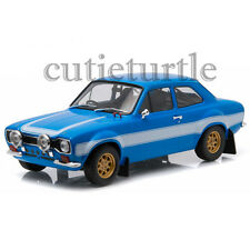 Greenlight Fast and the Furious 6 Brian's 1974 Ford Escort RS2000 MK 1:18 19022