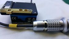 PI M-663 Compact Linear Positioning Stage Fast Linear Motor Encoder w/ Connector