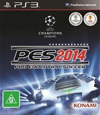 Pro Evolution Soccer 2014 Playstation 3 PS3