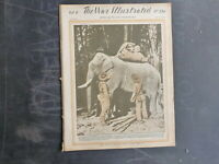 1943 THE WAR ILLUSTRATED VOL. 6 #154 US TROOPS IN INDIA, MAKIN Is, MARETH VICTOR