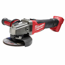 "Milwaukee M18 2781-20 4-1/2"" / 5"" Grinder, Slide Switch Lock-On (Tool Only) NEW"