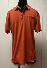 Arc'Teryx Men's Captive Polo Short Sleeve Shirt Timbre Men's Medium