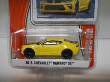 CHEVROLET CAMARO SS 2016 MUSCLE CARS GREENLIGHT 1:64