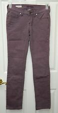 DECREE juniors Purple Denim SKINNY JEANS* 3