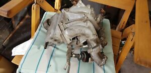 Nissan Cherry Turbo Inlet Manifold with Injector rail and injectors. very RARE.