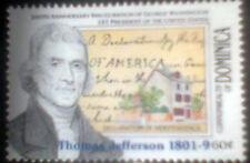 DOMINICA SERIES AMERICAN PRESIDENTS THOMAS JEFFERSON 1v. MINT ** MNH