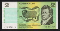 Australia R-86c. (1976) Two Dollars - Knight/Wheeler.. OCRB - Side Thread..  UNC