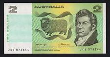 Australia R-86c. (1976) Two Dollars - Knight/Wheeler.. OCRB - Side Thread..  UNC