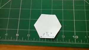 100 patchwork paper templates 1.25 inch size