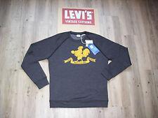 LEVIS LVC 1970s Crew Sweatshirt Boxing Cock Print Size: XL VINTAGE CLOTHING