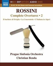 Rossini: Complete Overtures, Vol. 2, New Music