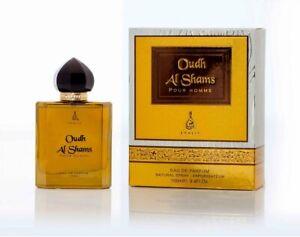 Oudh Al Shams   Eau De Parfum 100ml   By Khalis