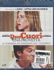Blu-ray **DUE CUORI E UNA PROVETTA** con Jennifer Aniston nuovo sigillato 2010