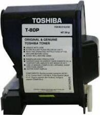 (3)Genuine Toshiba T-80P Toner Cartridge T80P   Toshiba BD-5100 BD-5110 BD-5120