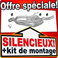 Silencieux Arriere SAAB 9-5 2.2 3.0 TID 2.0T 2.3T dés 2000 échappement MNJ