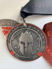 2019 Spartan Race Sprint Finisher Medal