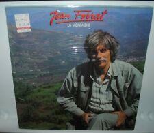 Jean Ferrat, La Montagne, LP record album, UNOPENED, FRANCE