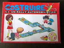 Da costruire, n. 9, Costruire un rally automobilistico-auto-moto-rallie-giochi