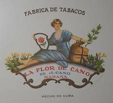 38 Cuban Cigar Box Labels