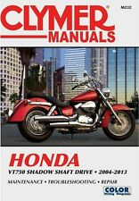 2004-2013 Honda VT750 Aero Spirit Phantom Shaft Drive Repair Service Manual M232