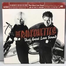 "The Raveonettes That Great Love Sound w/ Bubblegum 7"" Vinyl Single"