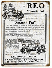 REO Classic Car Co., Nostalgic Advertisement