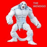 "Marvel Legends 6"" inch Build-A-Figure ""Wendigo"" *Individual Parts FAST SHIP"