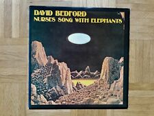 David Bedford – Nurses Song With Elephants lp