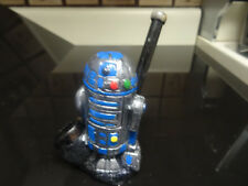 R2D2  Ceramic Tobacco Pipe w/ 5 screens  Not Glass  PM3107