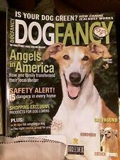 Komondor Cocker Spaniel Greyhound January 2005 Dog Fancy Magazine
