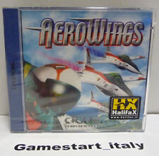 AEROWINGS -  SEGA DC DREAMCAST PAL  BRAND NEW SEALED RARE