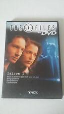 THE X FILES - DVD SAISON 1 DVD 1 - Editions Atlas
