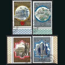 URSS. Yv. 4617/20. Olimpiada Turismo Oro IV [R9727] Olympiad. gold tourism
