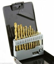 Neiko Super-Hard 13 Pcs Cobalt Drill Bit Set With Metal Case
