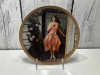"Vintage Plate Rockwell's Rediscovered Women ""Standing In The Doorway"" Knowles"
