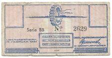 Dutch Westerbork campmoney - 10 cent 1944  - Joelnumismatics- (1)