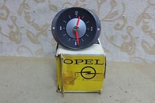 NOS GENUINE OPEL Kapitan Rekord Olympia Blitz 12V BJ 66 KIENZLE CLOCK # 1742048