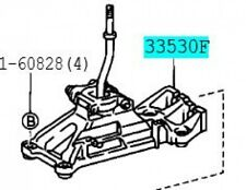 TOYOTA 33530-17120 Floor Shift Lever ASSY Genuine Car Parts MR-S ZZW30 200208