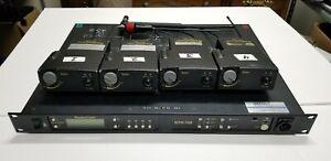 Telex BTR-700 Single-channel uhf synthesized wireless intercom base station with