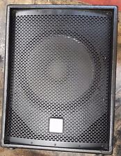 "(pa2) Alto Truesonic SUB15 15"" Active Subwoofer 1200 Watts Peak with Wheels"