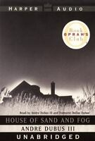 HOUSE OF SAND AND FOG by: Andre Dubus III (2003, Cassette, Unabridged