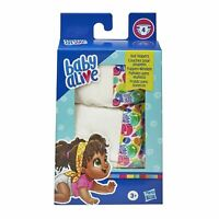 BABY ALIVE DOLL DIAPERS KIDS TOY