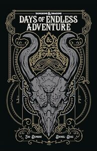 DUNGEONS & DRAGONS: DAYS OF ENDLESS ADVENTURE GRAPHIC NOVEL IDW Comics TPB