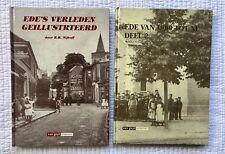 2 Dutch Language Books Door R.H. Nijhoff